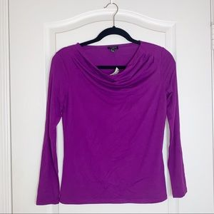 Talbots | NWT Scoop Neck Blouse